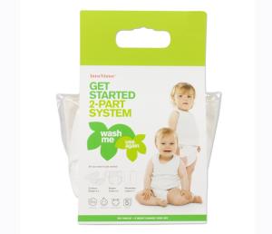 100% certified organic diaper