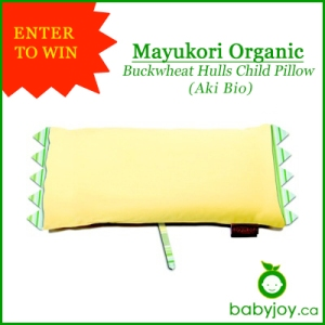 Giveaway Pillow