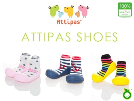 Attipas Shoe Contest