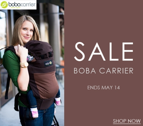 Boba Carrier Promo