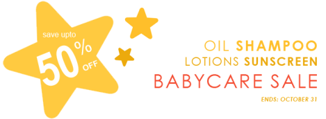 Baby Care Sale